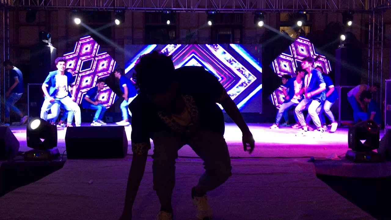 Funk In Motion at Maulana Azad Medical College, Delhi