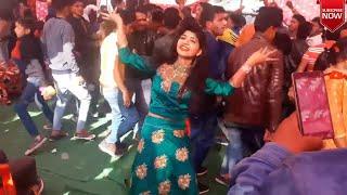 लड़की ने किया एसा डांस की अच्छी से अच्छी डांसर भी हो जाये फेल | Tremendous Pahari Girl Dance 2021|