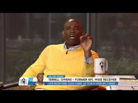 Terrell Owens on Marvin Harrison
