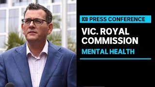 Daniel Andrews responds to Victoria's mental health royal commission final report | ABC News