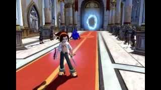 DNTH MOD Asakura Yoh จาก Anime Shaman King by IyAla