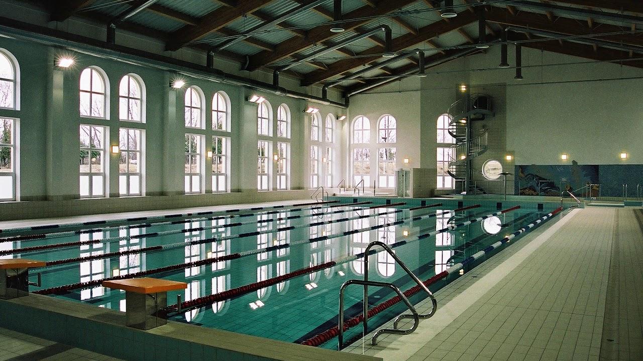 Swimming Pool Sound. Basen kryty w Łańcucie - nagranie dźwiękowe