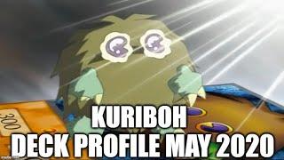 Gambar cover KURIBOH DECK PROFILE (MAY 2020) YUGIOH!