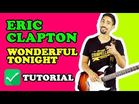 Wonderful Tonight Piano Chords Eric Clapton Khmer Chords