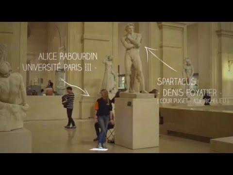 Les jeunes ont la Parole, Louvre