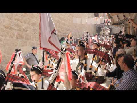 Благодатный огонь 2012. Иерусалим. (Holy Fire. Jerusalem)