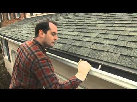 GutterClear 365 ™ - Keep Your Gutters Clear, All Year Round