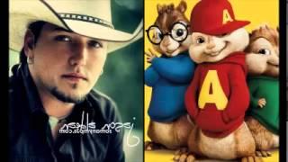 Jason Aldean - When She Says Baby Chipmunk version