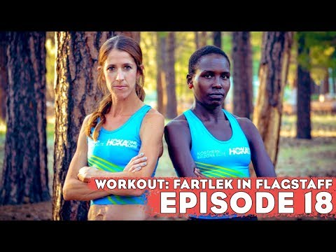 Fartlek (Speed Play) Workout for Distance Runners