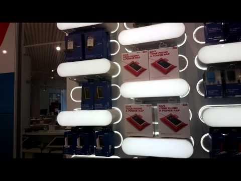 Nokia Store In Helsinki, Finland (July 2013)