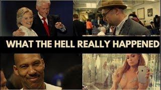 Paris Hilton's Brand New Invention and LaVar Ball vs Donald Trump