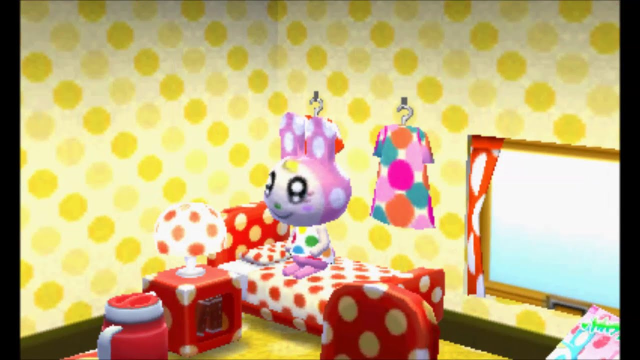 Animal Crossing Happy Home Designer Decorating Chrissys House