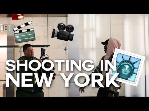 Shooting in New York - DayToDay Ep. 11 Season 3