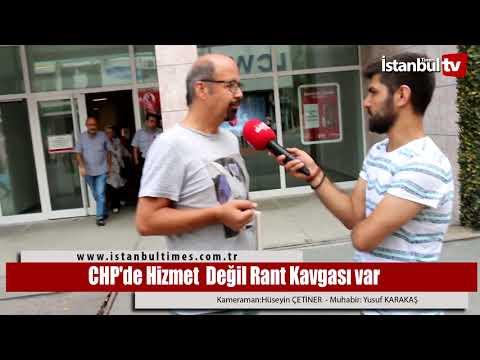 CHP'de Hizmet  Değil Rant Kavgası var (İŞ BANKASI) !