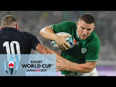 Rugby World Cup 2019: Ireland Vs. Scotland | EXTENDED HIGHLIGHTS | 9/22/19 | NBC Sports