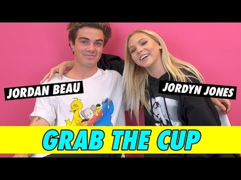 Jordyn Jones & Jordan Beau - Grab The Cup