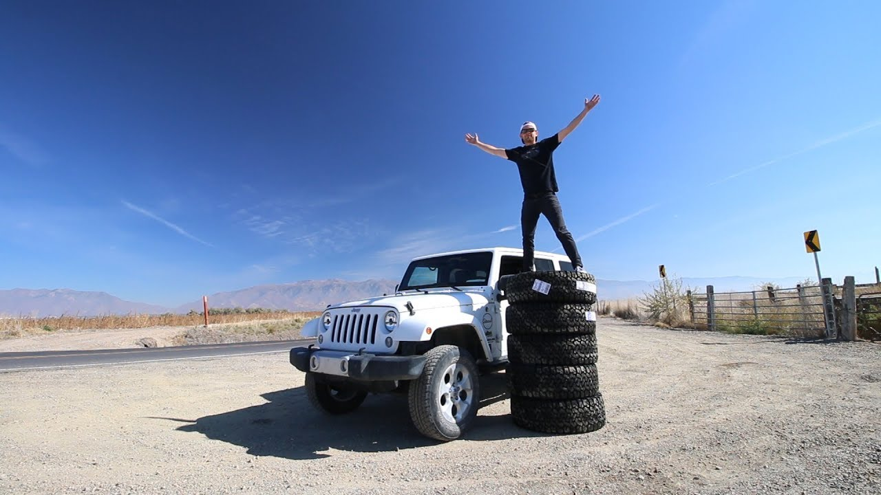 35x At Tire Rack >> Should You Put 35 Tires On A Stock Jeep Wrangler
