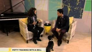 Bobtail: Potty Training Your Pups Using A Bell  (9.7.2013)