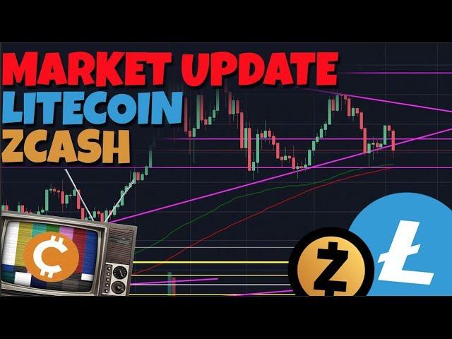 Bitcoin & Litecoin Market Update: A Look Into Zcash