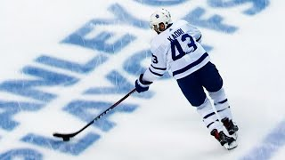 Kadri feeds Johnsson in return to Maple Leafs' lineup