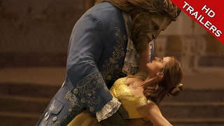 Beauty and the Beast Official Trailer #1 2017 Emma Watson, Dan Stevens Fantasy Movie