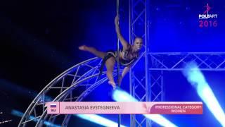 ANASTASIA EVSTEGNEEVA - Winner of the Professional Category (Women)