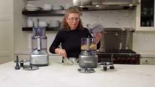 Cuisinart Elemental 11 Food Processor (FP-11) Demo Video