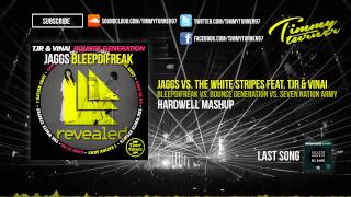 JAGGS vs. TJR & VINAI - BleepDiFreak vs. Bounce Generation vs. Seven Nation Army (Hardwell Mashup)