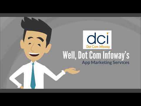 Mobile App Marketing Company - Dot Com Infoway