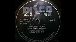 Lou Sern  – Swiss Boy (Remix Version) 1987
