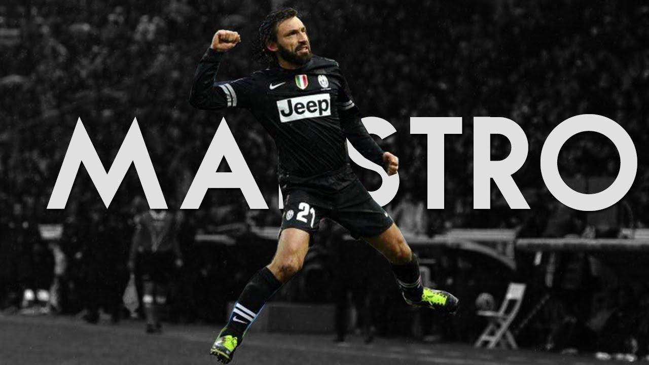 Andrea Pirlo The Maestro Goals Skills & Assists 2015 HD