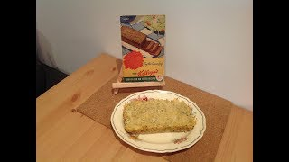 Rice Bubbles Salmon Loaf - Vintage Recipe - Actually Tastes Good
