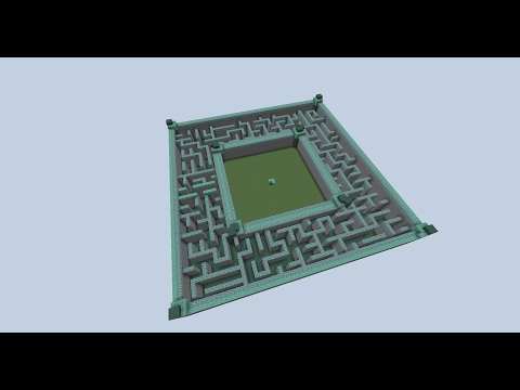 Minecraft Map Building S1: Labyrinthia | Ep1: Foundations