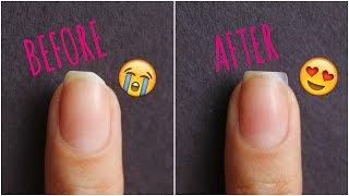 How to Fix a Broken Banger Nail
