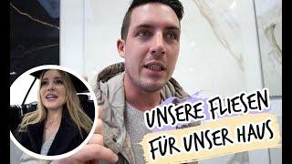 DIE PERFEKTEN FLIESEN FÜR UNSER HAUS 🥰 | 26.02.2020 | DailyMandT ♡