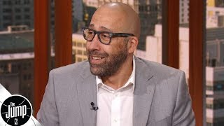 David Fizdale refuses to do his Knicks free agency pitches on TV | The Jump