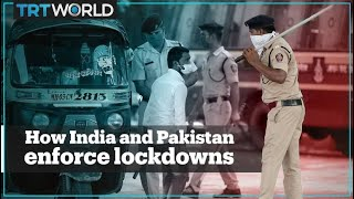 Police In India, Pakistan Use Corporal Punishment To Enforce Lockdowns
