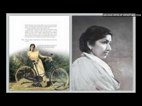 Lata Mangeshkar - Tera Naam Leke Jiye Jaate Hain Hum - Meri Dosti Tera Pyar (1977)