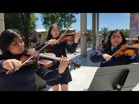 Bésame mucho Homenaje Lucho Gatica violín