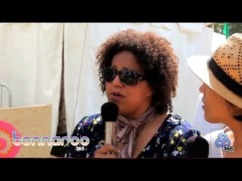 Backstage with Brittany Howard from Alabama Shakes (Bonnaroo 2012 Interview) | Bonnaroo365