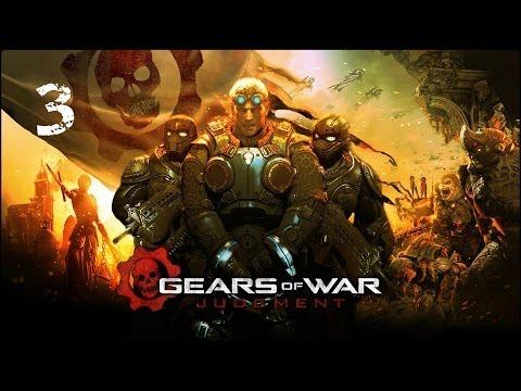 Прохождение Gears of War: Judgment (XBOX360) — Мост Энфилда #3