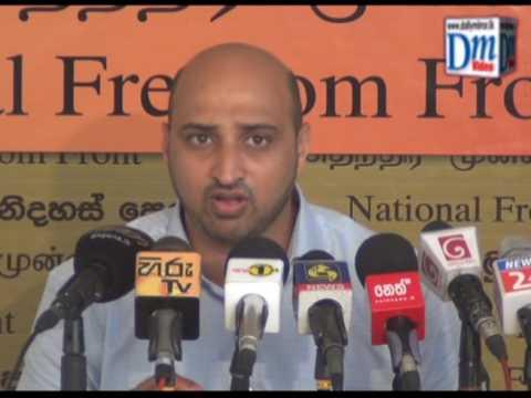 India creeps into Sri Lanka's Energy sector - NFF Muzammil