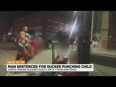 Dumb As Hell Missouri Man Who Sucker-Punched 12-year-old Gets 7 Years In Prison