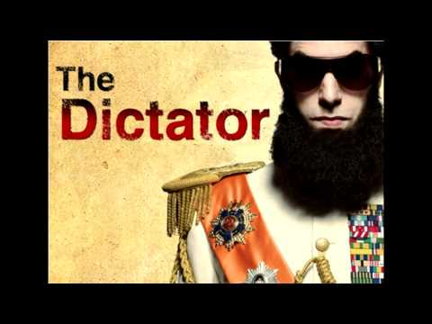 The Dictator - Credits Song - Aladeen Motherfuckers [HD]
