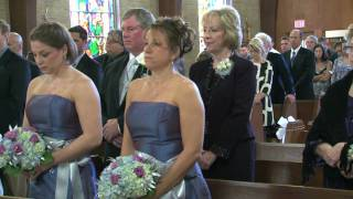 Dan and Heather Wedding Video Preview by Video specialist, Milford CT