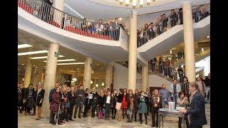 Flash mob / NABUCCO / 30 lat w Teatrze Wielkim w Łodzi