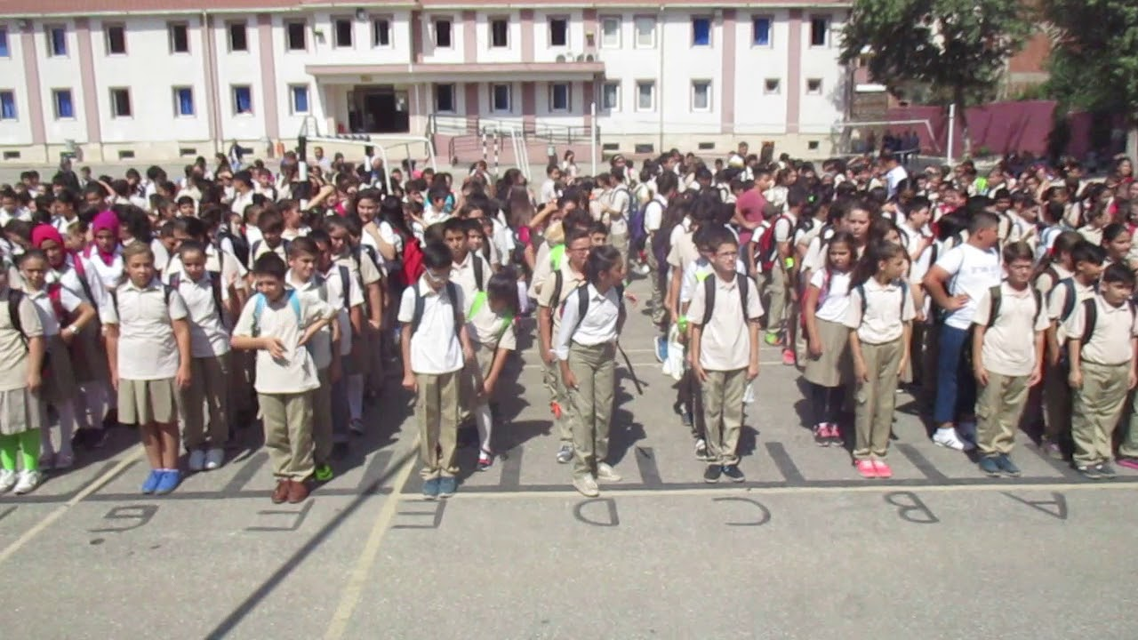 Ödemiş Ortaokulu'nda renkli açılış