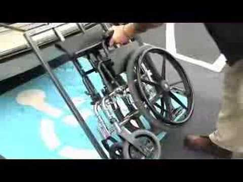Wheelchair Lift For Car >> EZ In & Out Wheelchair Loader EZ - YouTube
