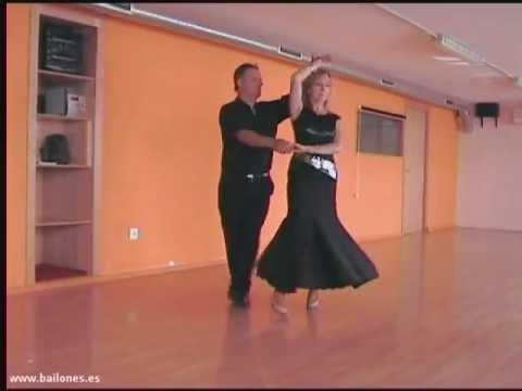 Baile de salon blues figura05 youtube for Battlefield 1 salon de baile