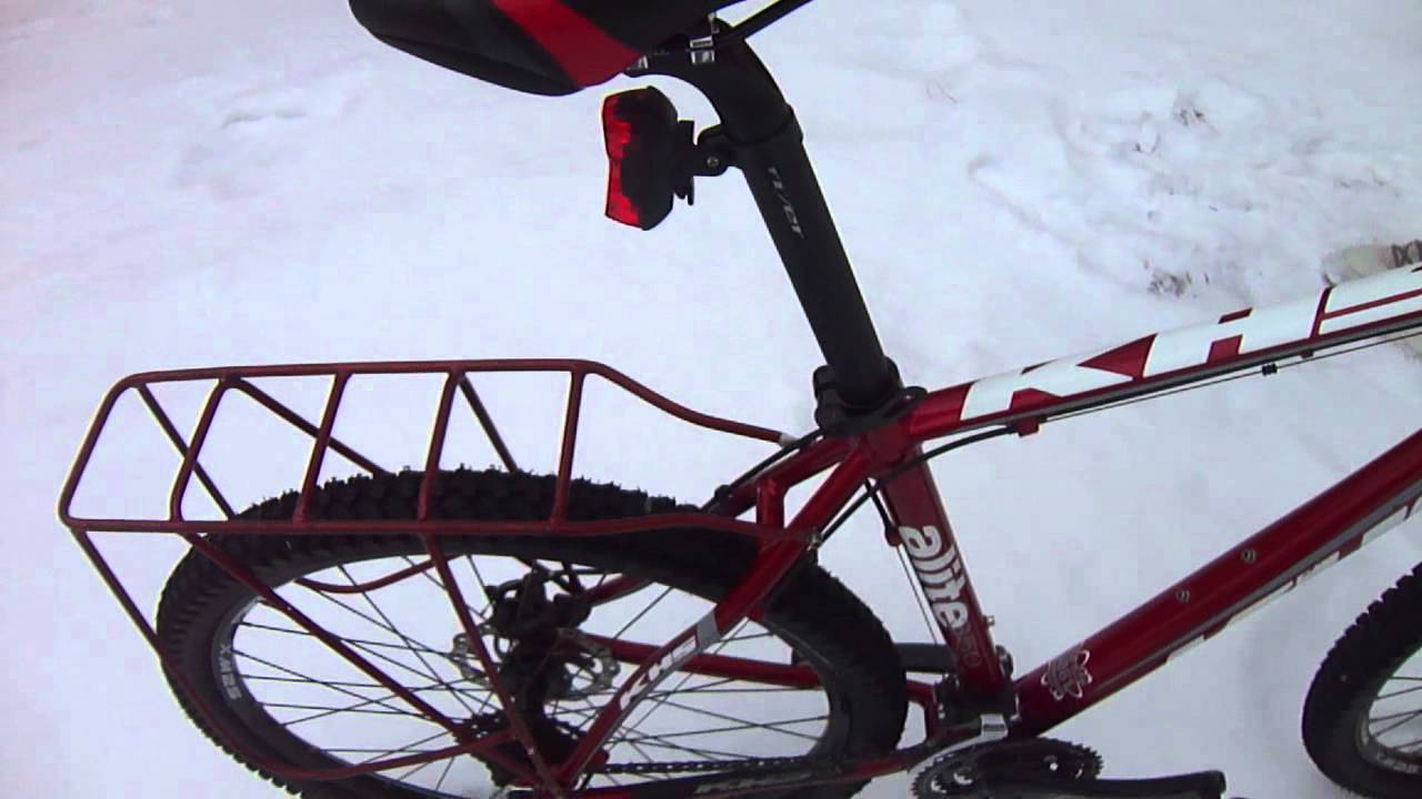 Front Wheel Removal and Install with a Quick Release - YouTube
